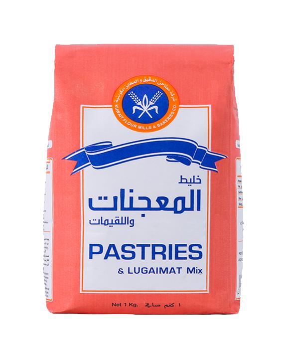 Kuwaity Pastries 1 Kg