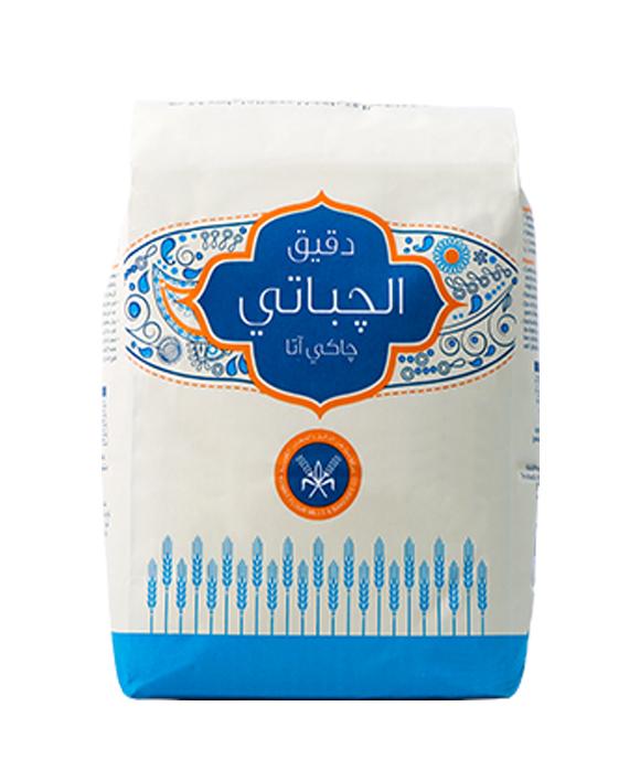 Kuwaity Chappatti Flour 2 Kg