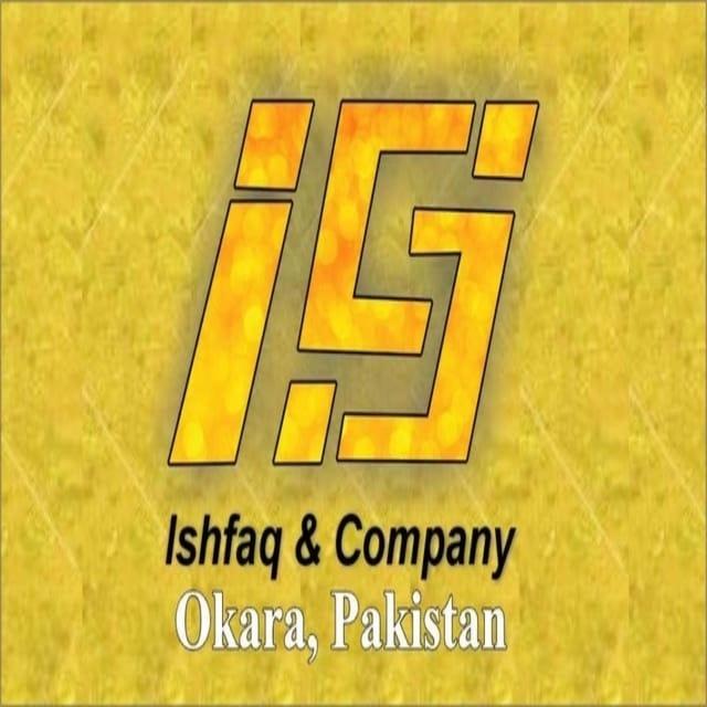 ISHFAQ AND COMPANY