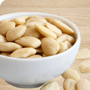 Almonds Blanched Slivered
