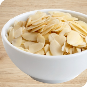 Almonds Blanched Slices