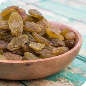 Green Dried Raisin