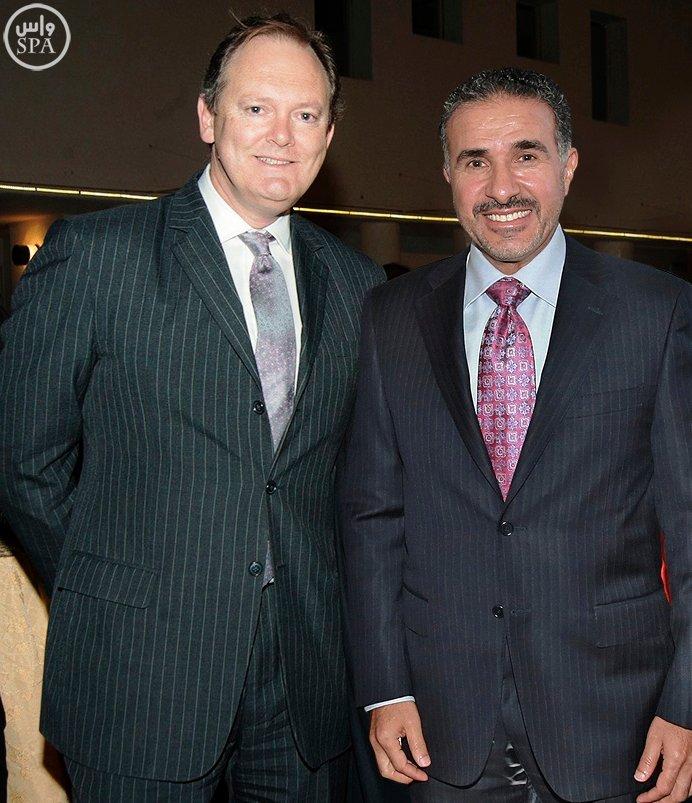 Saudi Ambassador to Australia Lectures on Kingdom of Saudi Arabia's Vision 2030