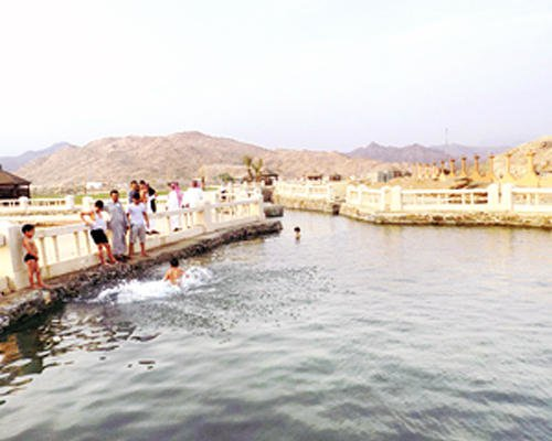 Saudi Commission for Tourism and National Heritage uses hot springs to boost investment in medical tourism