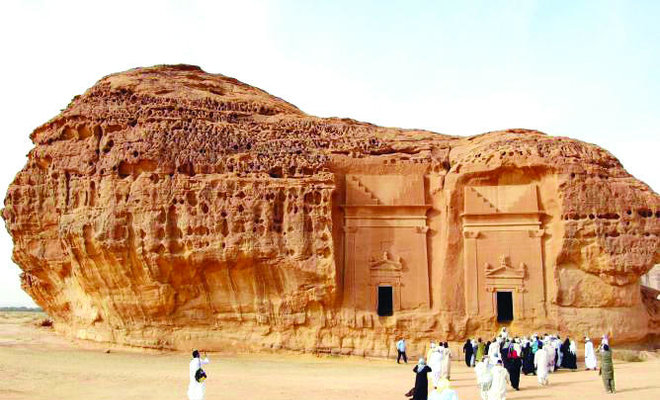 Saudi Arabia witnessing a remarkable growth in tourism industry