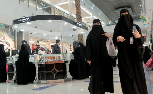 Retail boom in Saudi Arabia