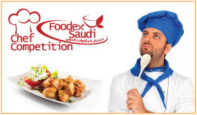 Foodex Saudi 2014 presents the Salon Culinaire - the professional chefs competition