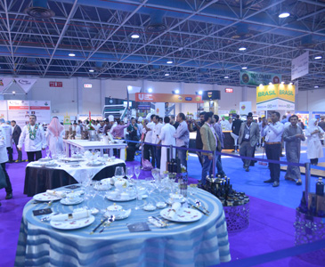 Saudi Arabia Catering Services market is projected to reach $6.9 billion by 2023-Foodex Saudi