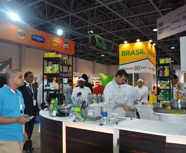 In 2018, Saudi Arabia has imported 15% of its food from Brazil