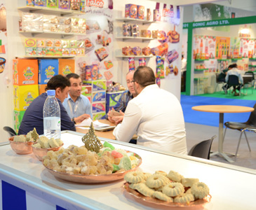 The Saudi Arabian confectionery market growth in this market will accelerate to a CAGR of 4.8% during 2017-2021-Foodex Saudi