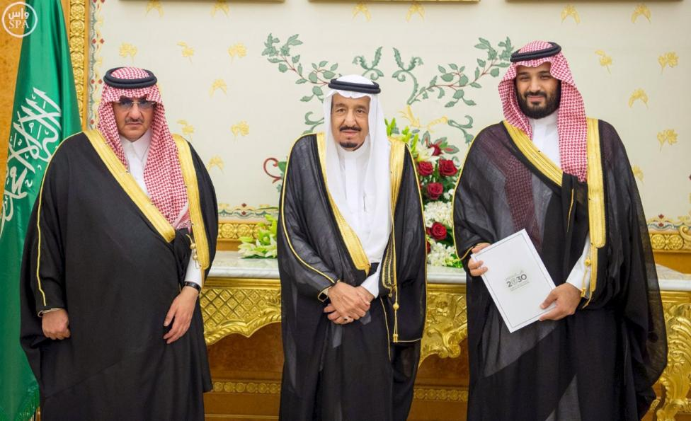 Saudi prince unveils sweeping plans to end 'addiction' to oil