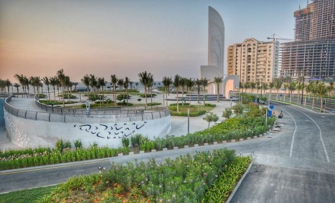 A new $218m waterfront project in Jeddah spanning 700,000 sq/m has opened to the public last December - Foodex Saudi