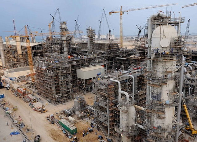 Jubail II ($80bn): A 22-year industrial project, Jubail II Industrial Area is World's Largest Civil Engineering Project / Foodex