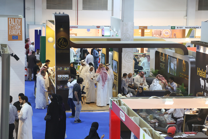 Saudi Arabia is expected to have a SAR 221 billion ($59 billion approx.) worth of food industry investments until 2021-Foodex Saudi