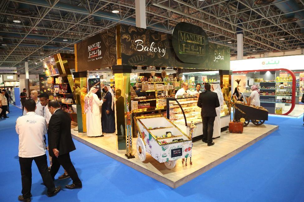 Saudi Arabia's recent total food service sales was estimated at SR33.3 billion - FOODEX