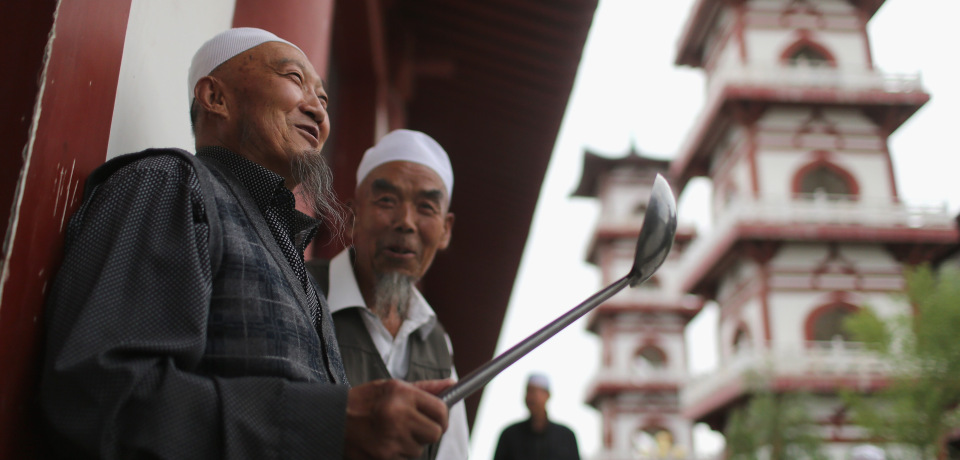 China Wants to Feed the World's 1.6 Billion Muslims