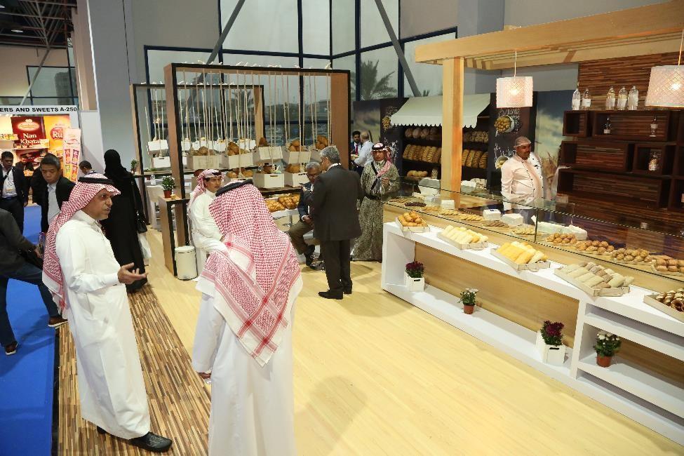 Saudi Arabia confectionery market: $2.3 billion industry by 2018 - FOODEX