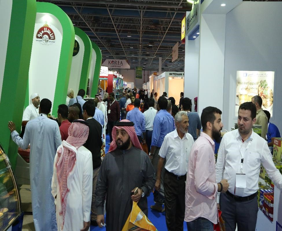Food consumption in Saudi Arabia estimated to grow to a collective value of SR91.9 billion ($24.5 billion) by 2018 - Foodex Saudi