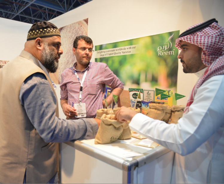 The total rice consumption is expected to increase by about 2% to 1.1 million in 2018/19 - Foodex Saudi