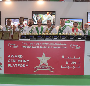 Foodex Saudi Featured Events: Innovation Awards and Salon Culinaire
