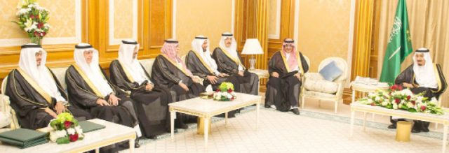 New ministers take oath of office