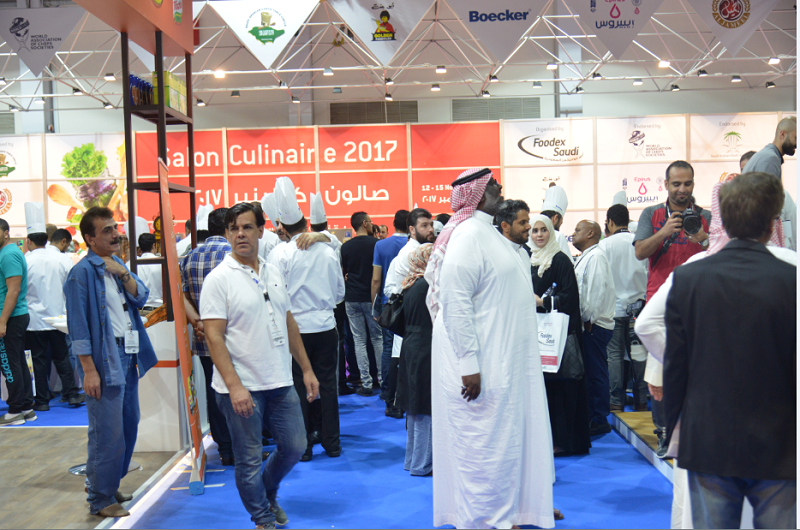 Saudi Arabia retail market is projected to grow at a CAGR of over 7.5%, in value terms, during 2017-2022-Foodex Saudi
