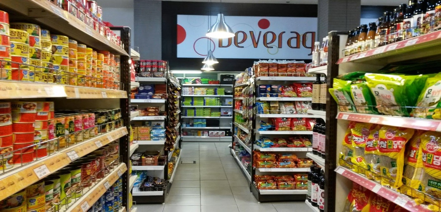 MORE THAN 50, 000 FOOD RETAIL OUTLETS BY 2019 in Saudi Arabia
