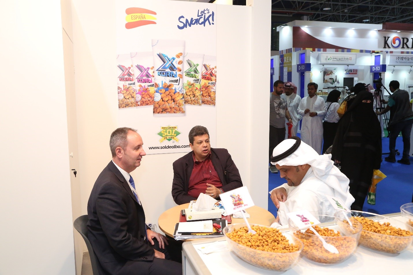 Saudi Arabia to be the top regional performer over the next five years, within the snacks and confectionery.